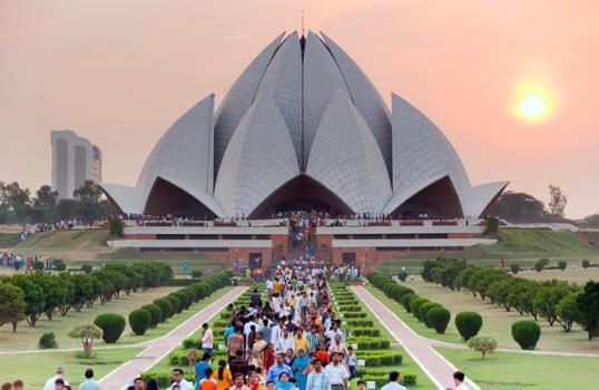 india-delhi-lotus