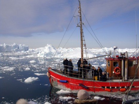 isfjordssejlads