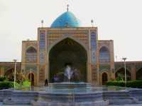 jemeh-mosque-zanjan-iran
