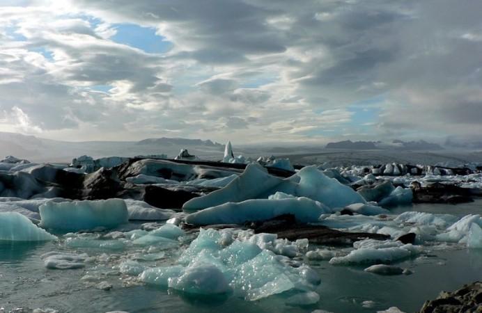 laguna glaciale di Jökulsárlón
