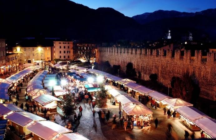 mercatini natale italia