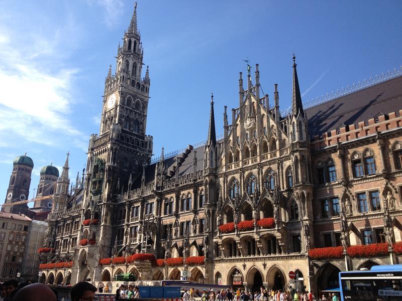 Germania E Austria Tesori Dei Principi Viaggio Nell