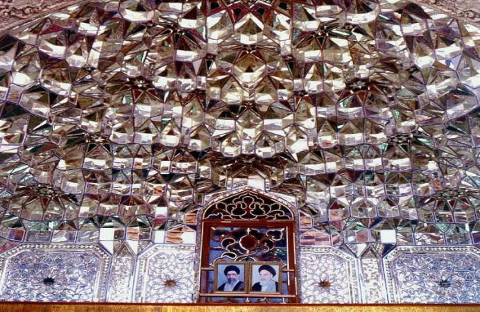 museo vetri teheran