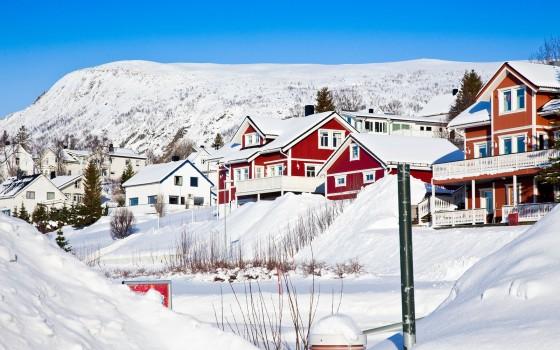 Norvegia Tromsoe