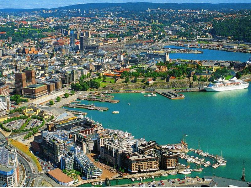 Gran tour scandinavia i viaggi di giorgio for Olimpici scandinavi