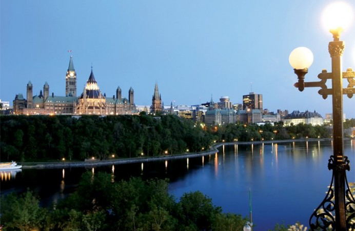 ottawa-nightscape