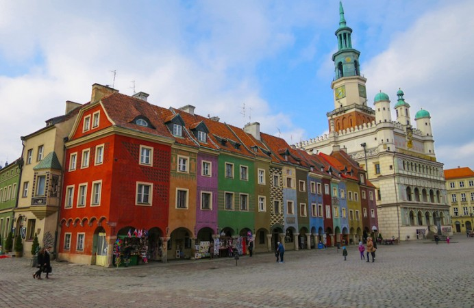 poznan-old-town-poland