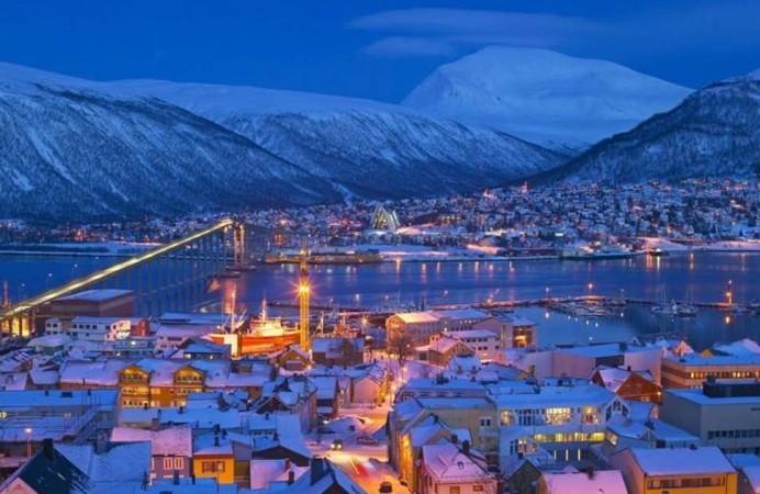 tromsoe norvegia