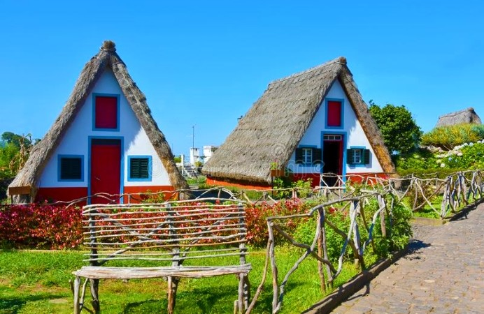 typical-traditional-madeira-houses-old-city-santana-east-island-103424958