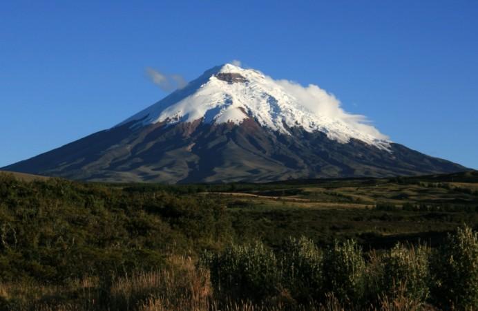 vulcano Pichincha