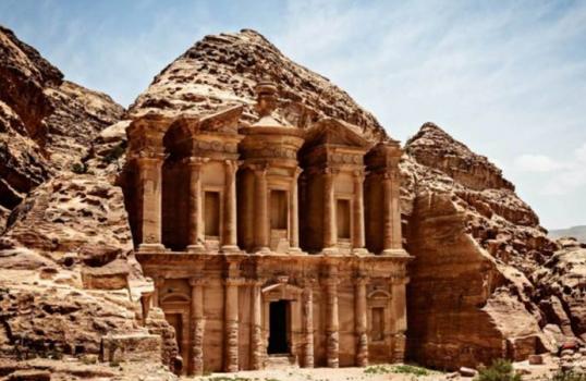 tour in giordania petra