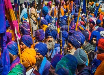 holla mohalla india