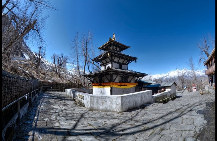 mukinath nepal