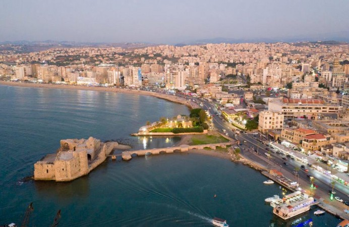 sidone-libano