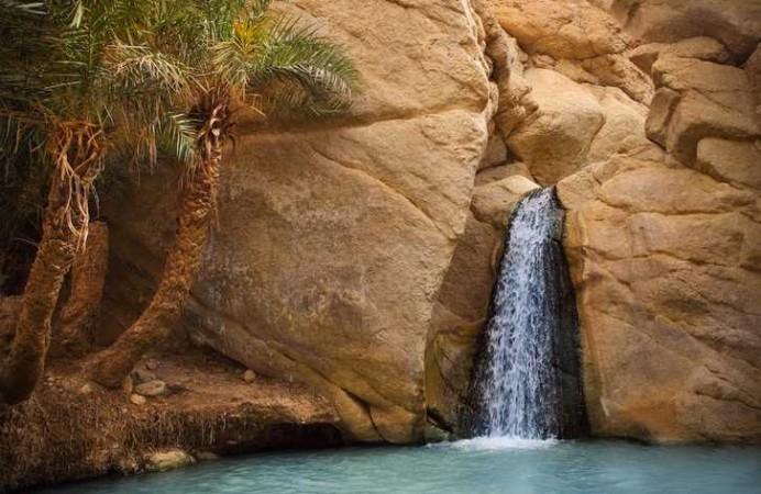 tamerza viaggio in tunisia