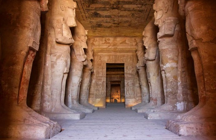 tempio egitto ramses